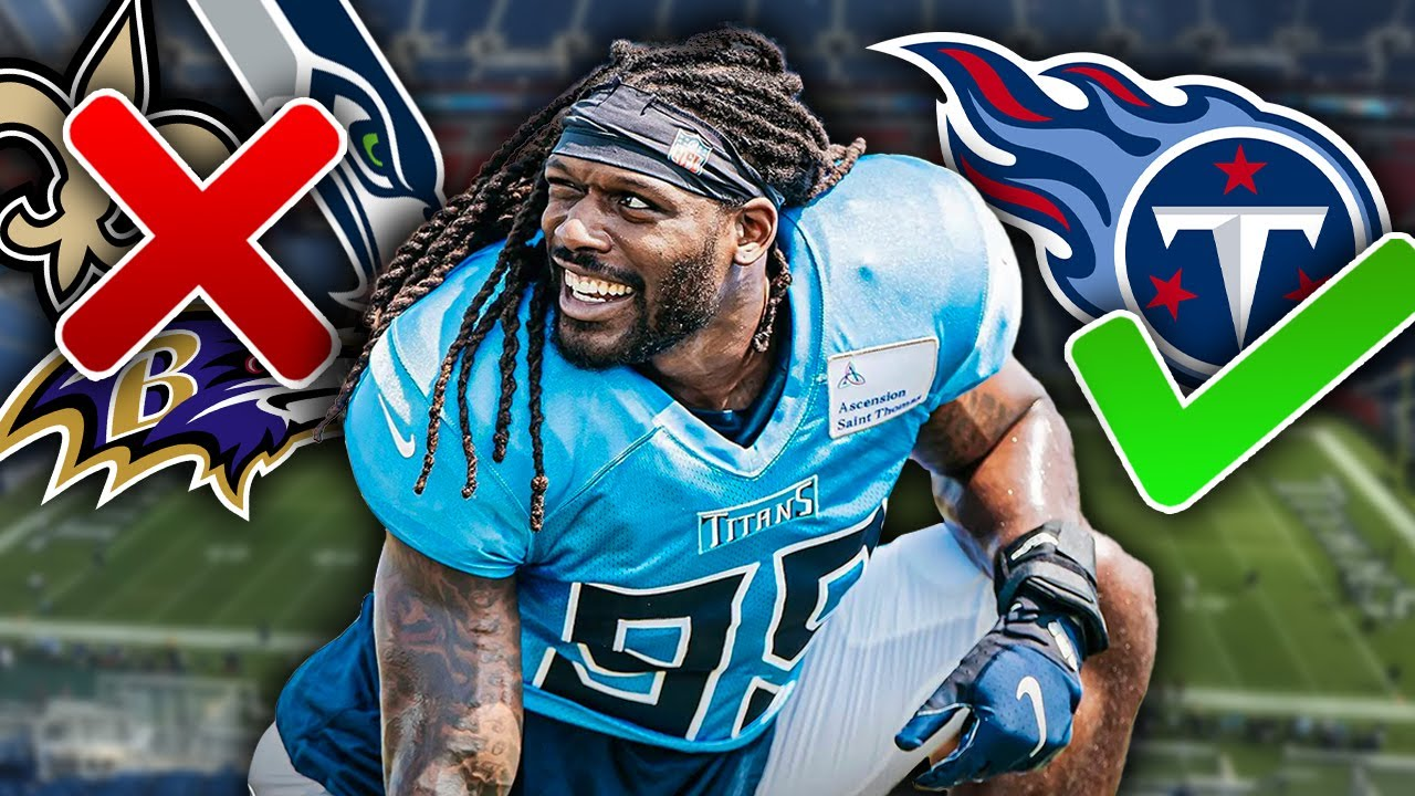 The REAL REASON Jadeveon Clowney Signed with the Tennessee Titans