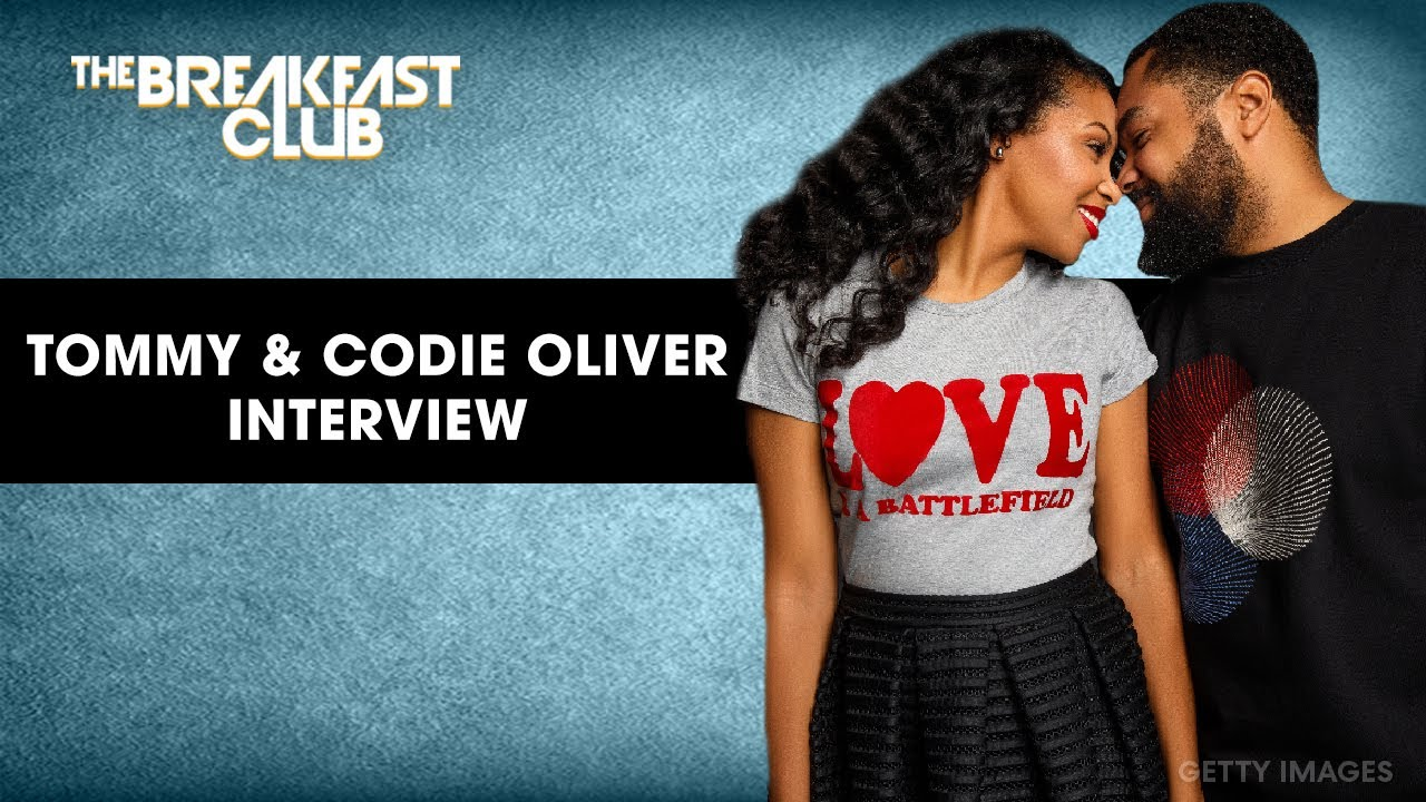 """Tommy & Codie Oliver Describe New Season Of """"Black Love"""" + Black Love Being Revolutionary"""