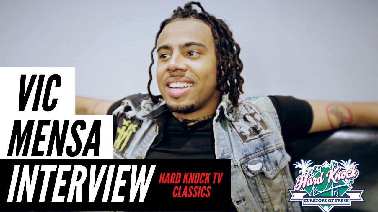 Vic Mensa talks Heaven on Earth, Pharrell, NERD, Wings, Jay-Z, No ID, Being Misunderstood, Critics