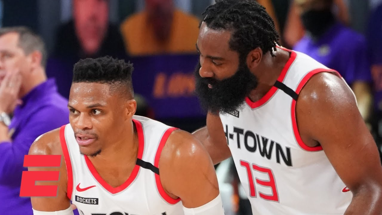 What do the Rockets do with Russell Westbrook going forward? | Chiney & Golic Jr.