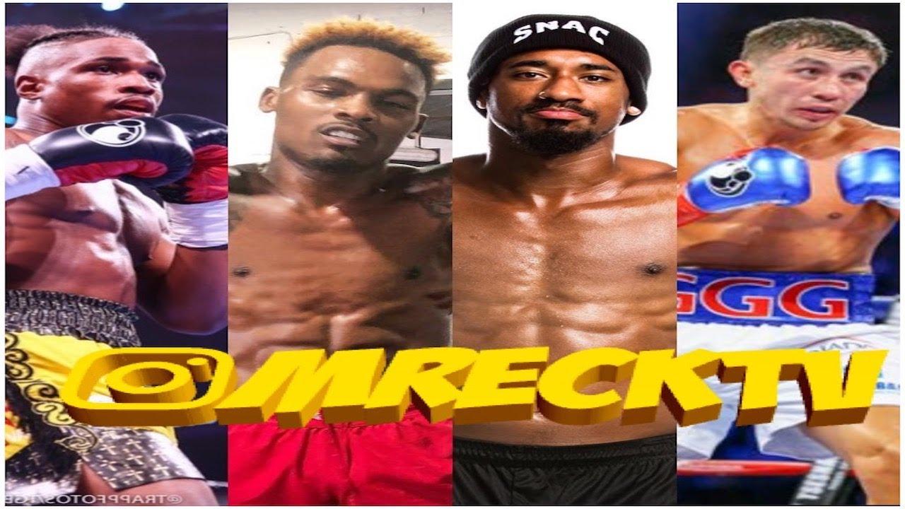 (Wow)Al Haymon's Boxer Kyrone Davis Calls Out GGG,Jermall Charlo & Demetrius Andrade