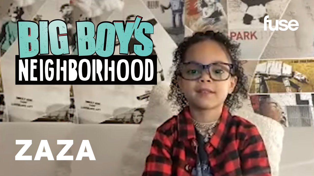 """ZaZa Sings A Snippet of Her New Song """"Money Comin In (Boom Boom)"""" 