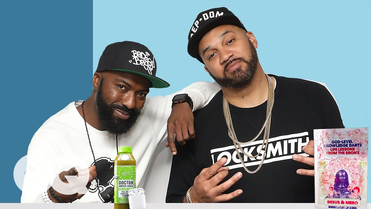 10 Things Desus and Mero Can't Live Without | GQ
