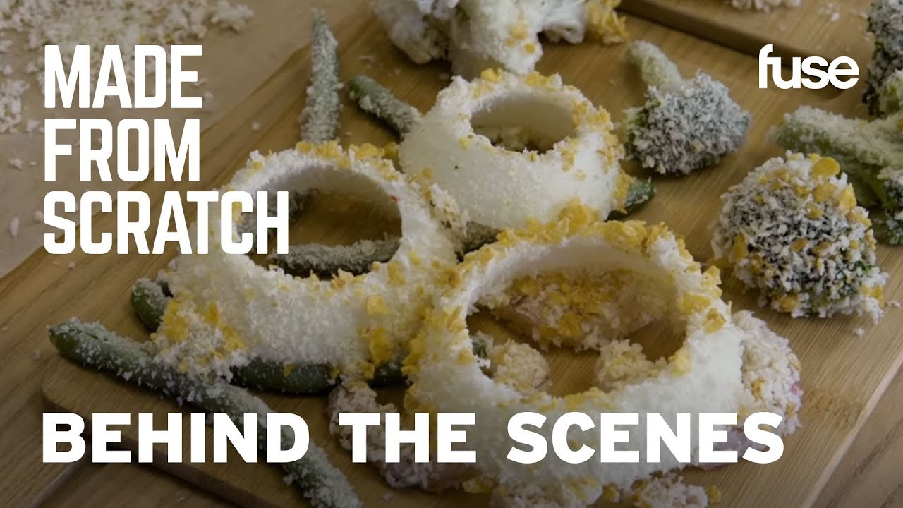 Behind the Scenes | Made from Scratch | Fuse
