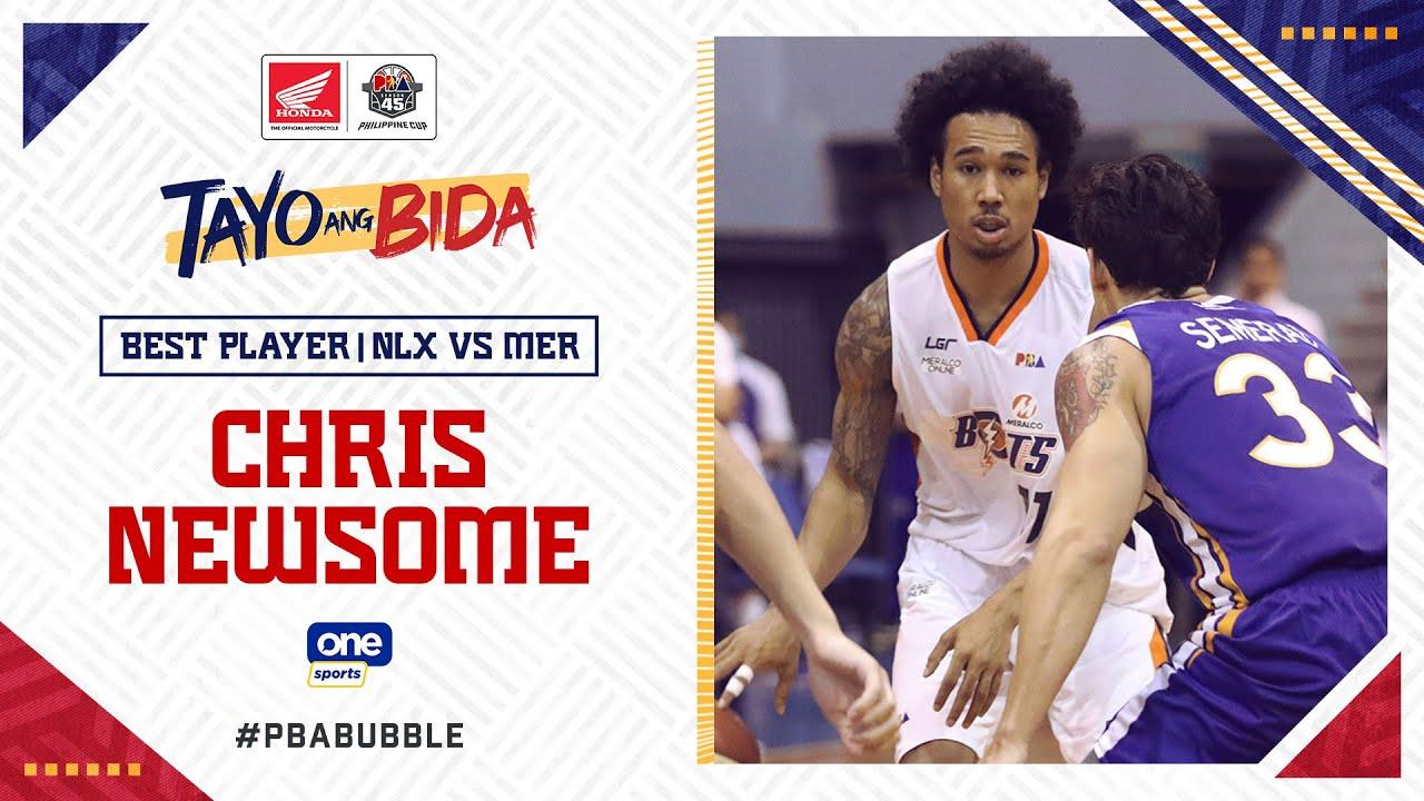 Best Player: Chris Newsome | PBA Philippine Cup 2020