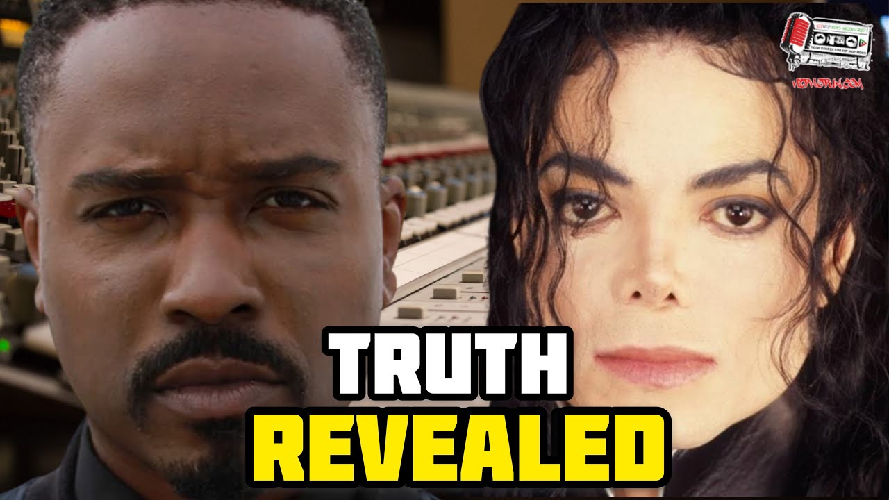BREAKING: Jason Weaver Reveals His Life Changing Personal Experience With Micheal Jackson!