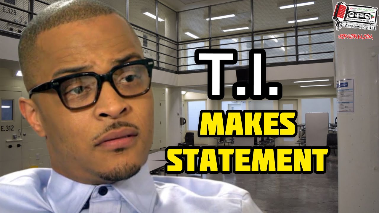 BREAKING: T.I.Makes Statement After Being Charged With Fraud!