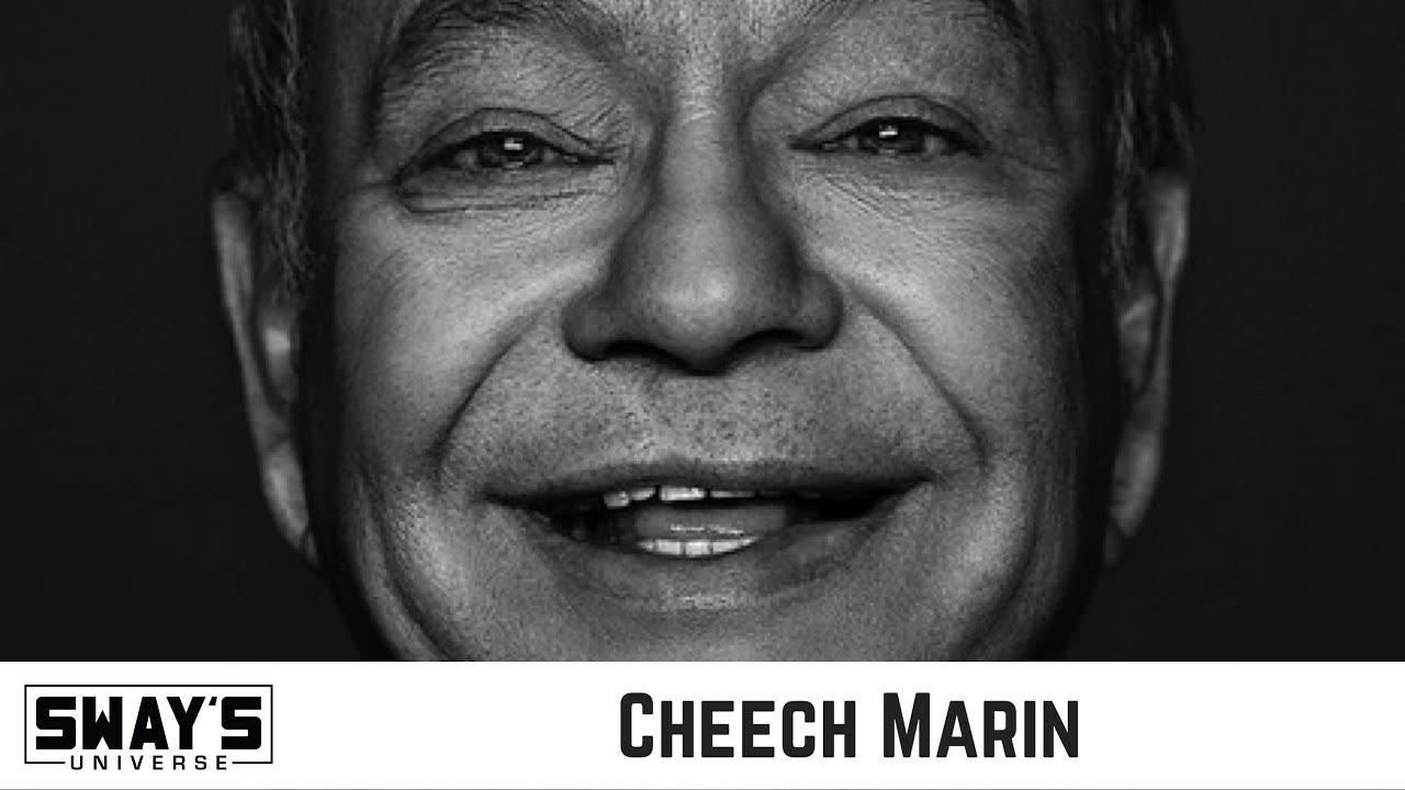 Cheech Marin Talks Lebron James Over Michael Jordan and New Movie 'War With Grandpa'