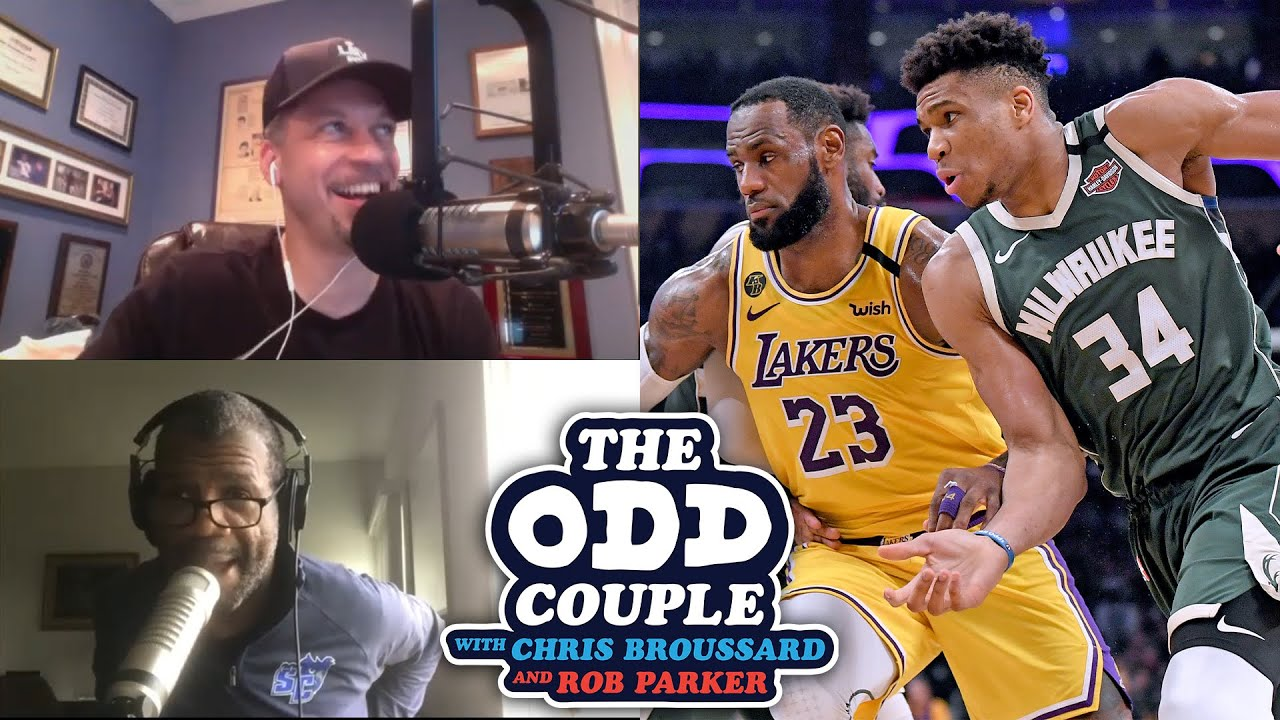 Chris Broussard & Rob Parker - Did Giannis Deserve to be MVP or Was LeBron Snubbed?