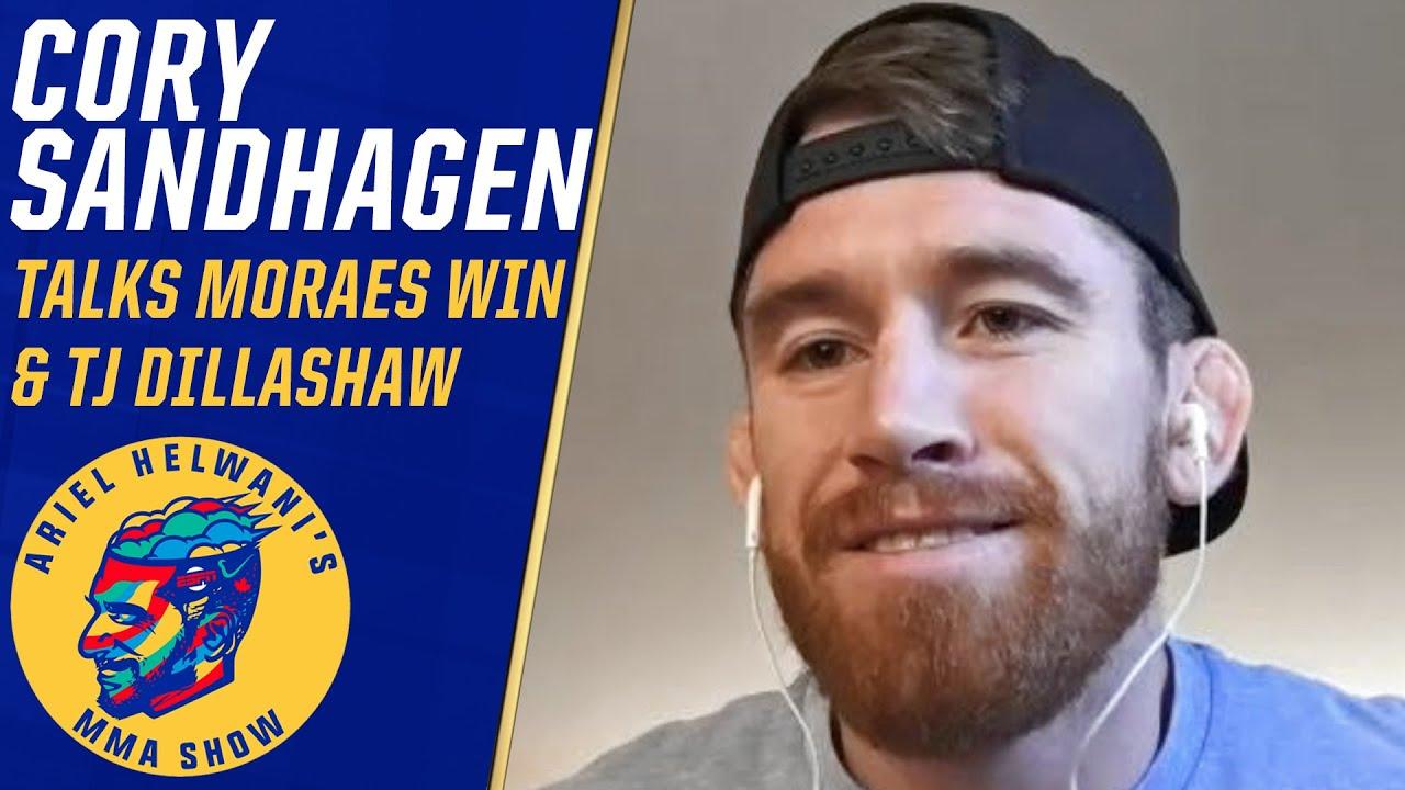 Cory Sandhagen on why he wants former training partner TJ Dillashaw next | Ariel Helwani's MMA Show