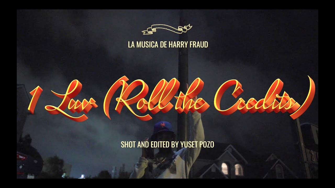 Curren$y & Harry Fraud - 1 LUV [ROLL THE CREDITS]