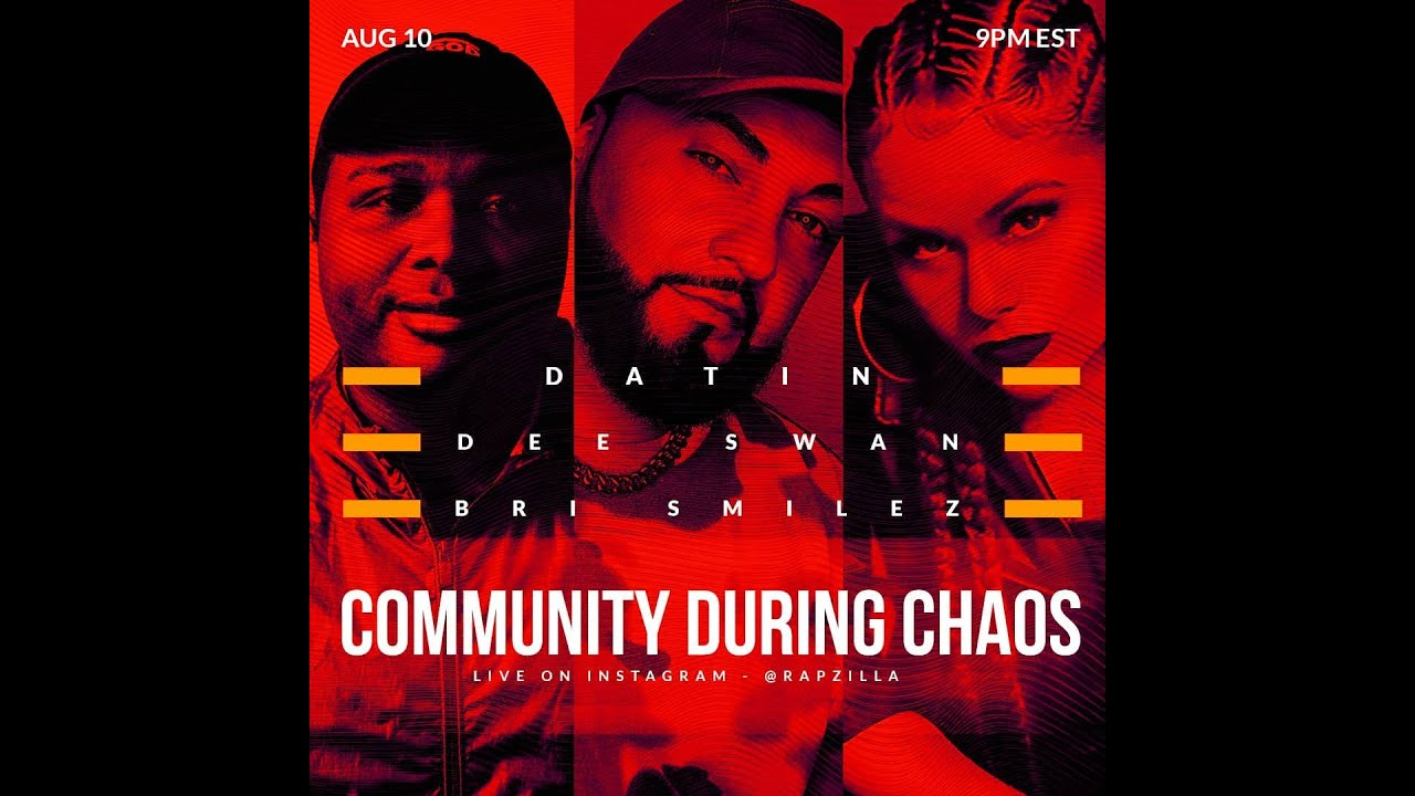 Datin on Educating Fans, Bri Smilez Laying Down the Fire of God, & Dee Swan Talks Community Outreach