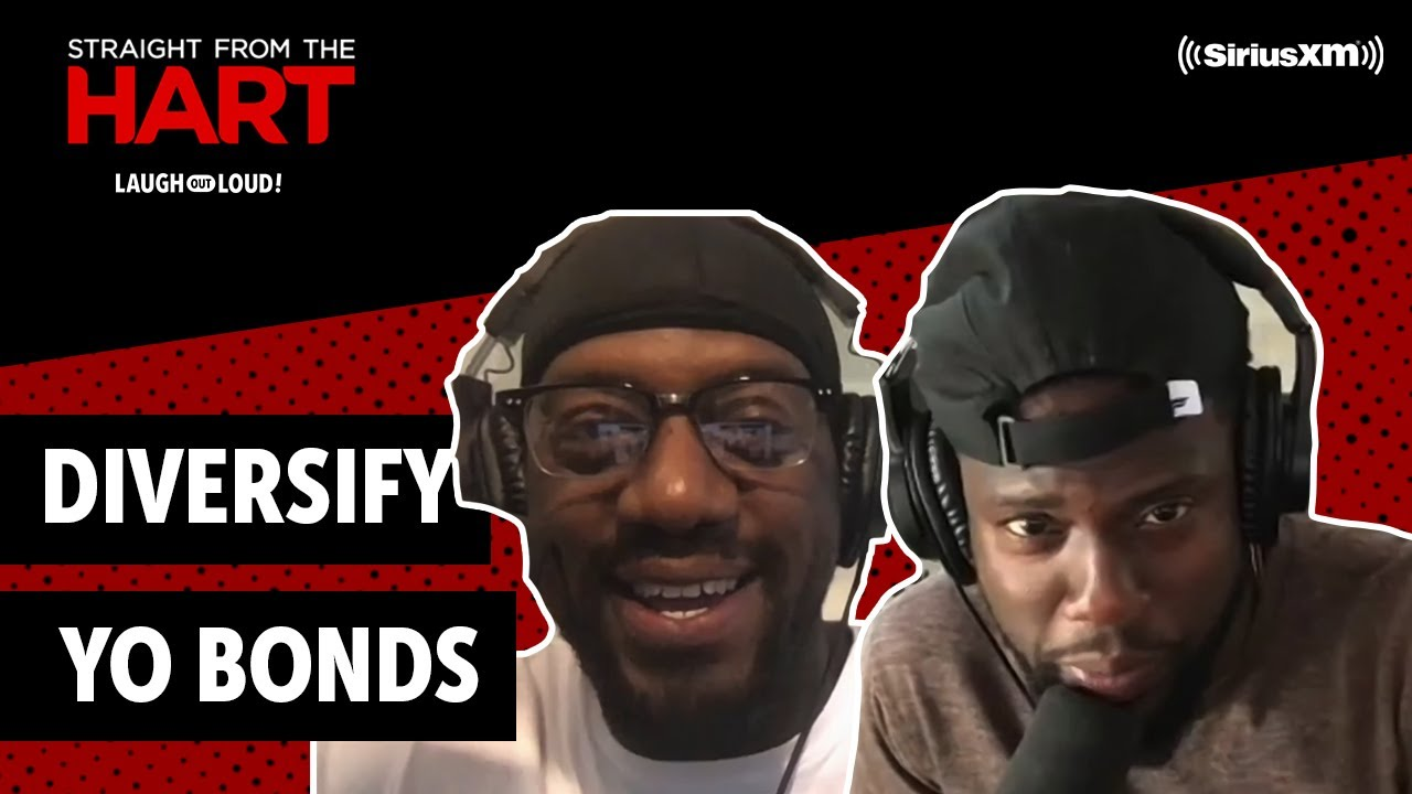 Diversify Yo Bonds | Straight from the Hart | Laugh Out Loud Network