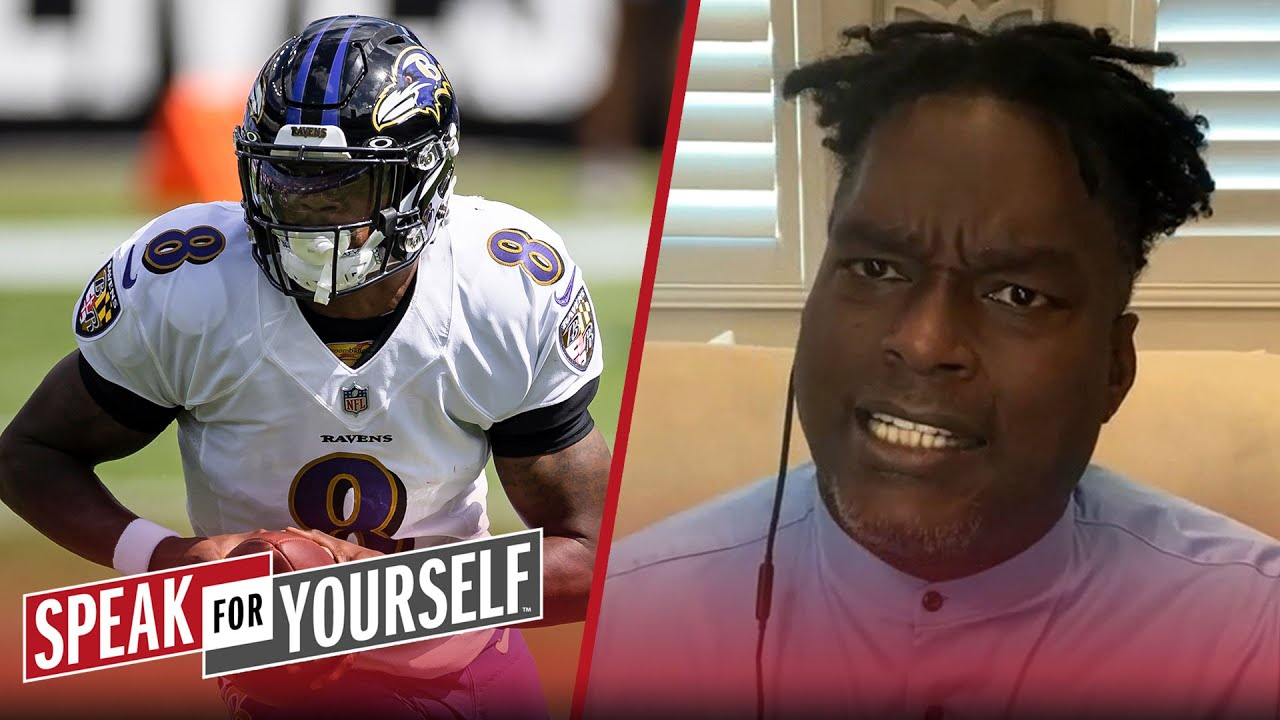 Does Lamar Jackson need to prove himself against Mahomes in WK3 matchup? | NFL | SPEAK FOR YOURSELF
