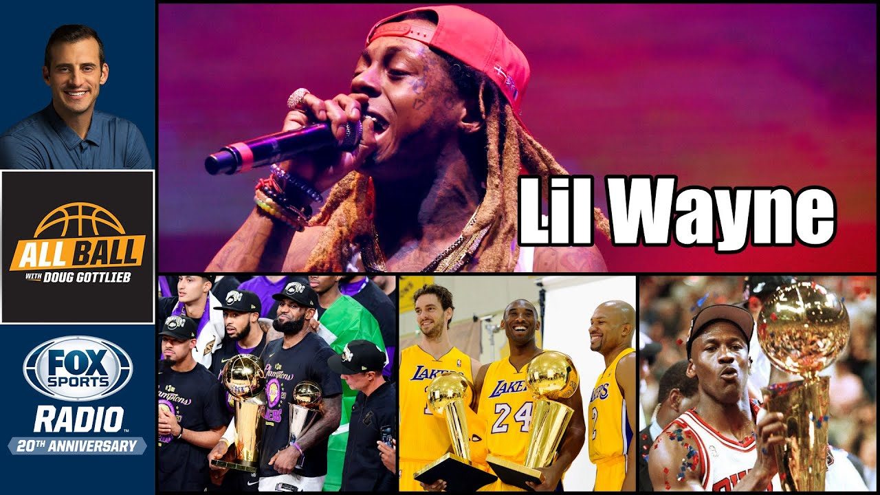 Doug Gottlieb - Lil Wayne Talks Lakers, LeBron James and His Life in the Rap Game