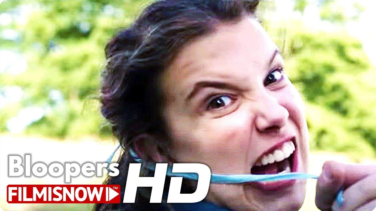 ENOLA HOLMES Bloopers (2020) Millie Bobby Brown Netflix Movie