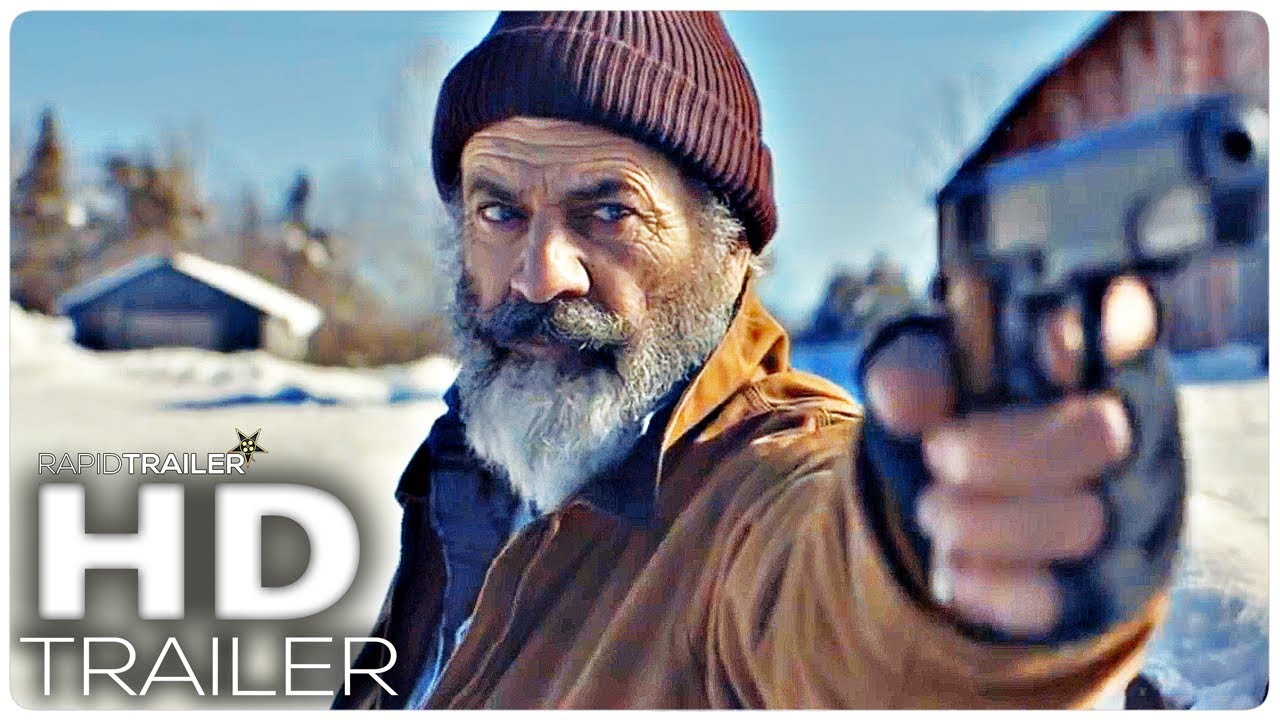 FATMAN Official Trailer (2020) Mel Gibson, Action Movie HD