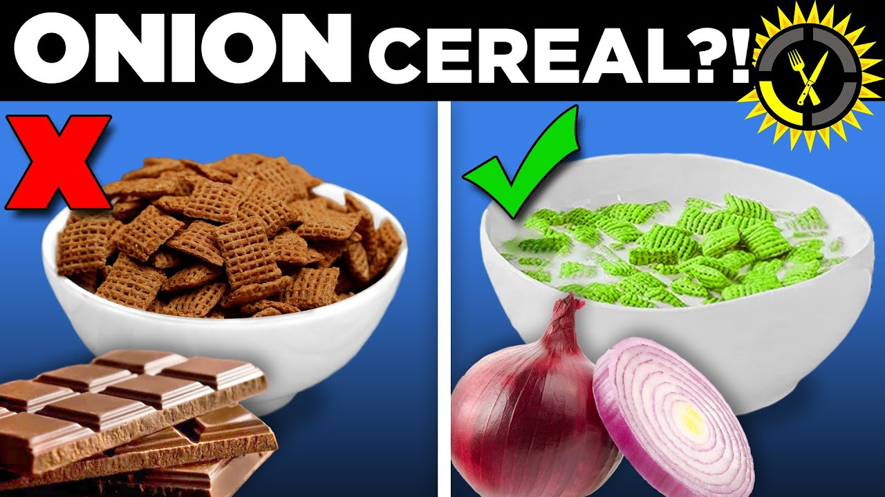 Food Theory: The TRUTH of the World's WEIRDEST Cereal! (켈로그 첵스파맛)