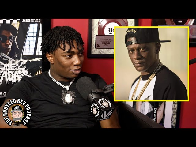 Fredo Bang finally met Boosie & talked about working together (The Bootleg Kev Podcast)