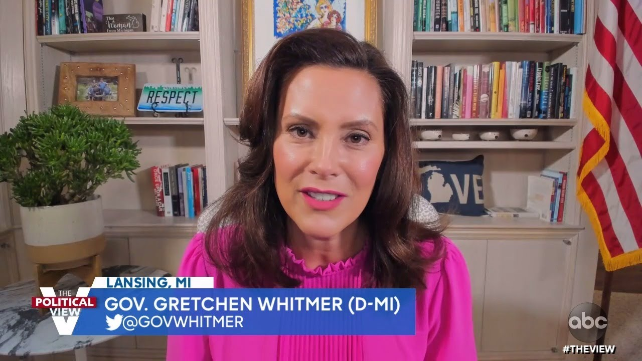 Gretchen Whitmer on Foiled Plan To Kidnap Her | The View