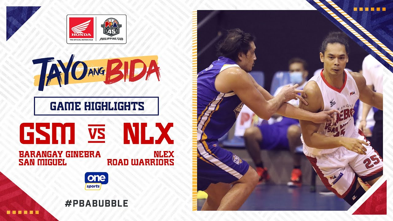 Highlights: NLEX vs Ginebra | PBA Philippine Cup 2020