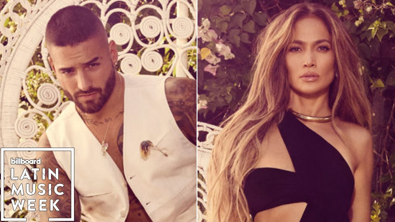 Jennifer Lopez and Maluma Discuss Latin Music's Path to Hollywood   Billboard Latin Week