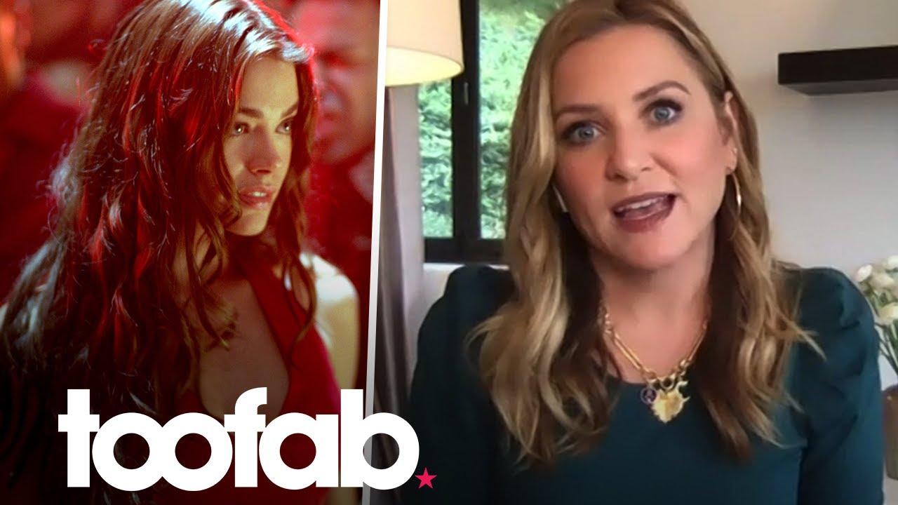 Jessica Capshaw Recalls Bonding With Denise Richards During Horror Film 'Valentine' | toofab