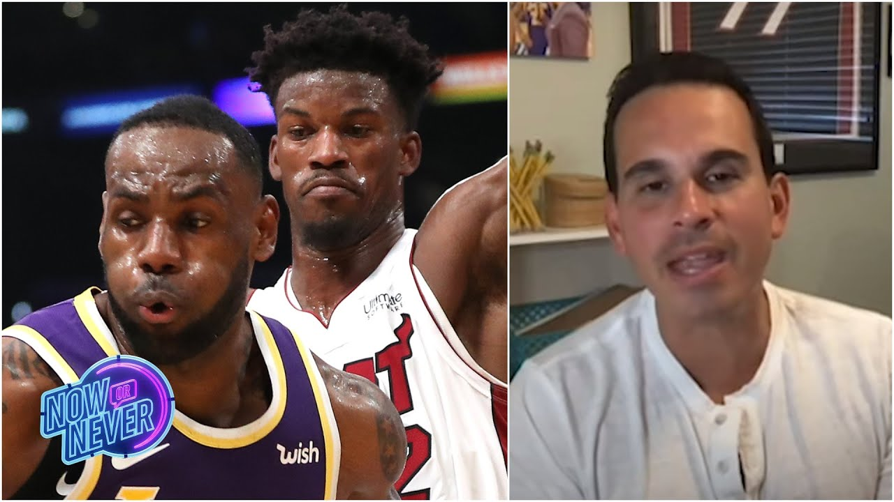 Jorge Sedano previews his dream NBA Finals of Heat vs. Lakers | Now or Never