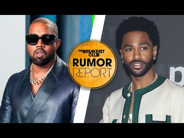 Kanye West Allegedly Owes Big Sean $3 Million