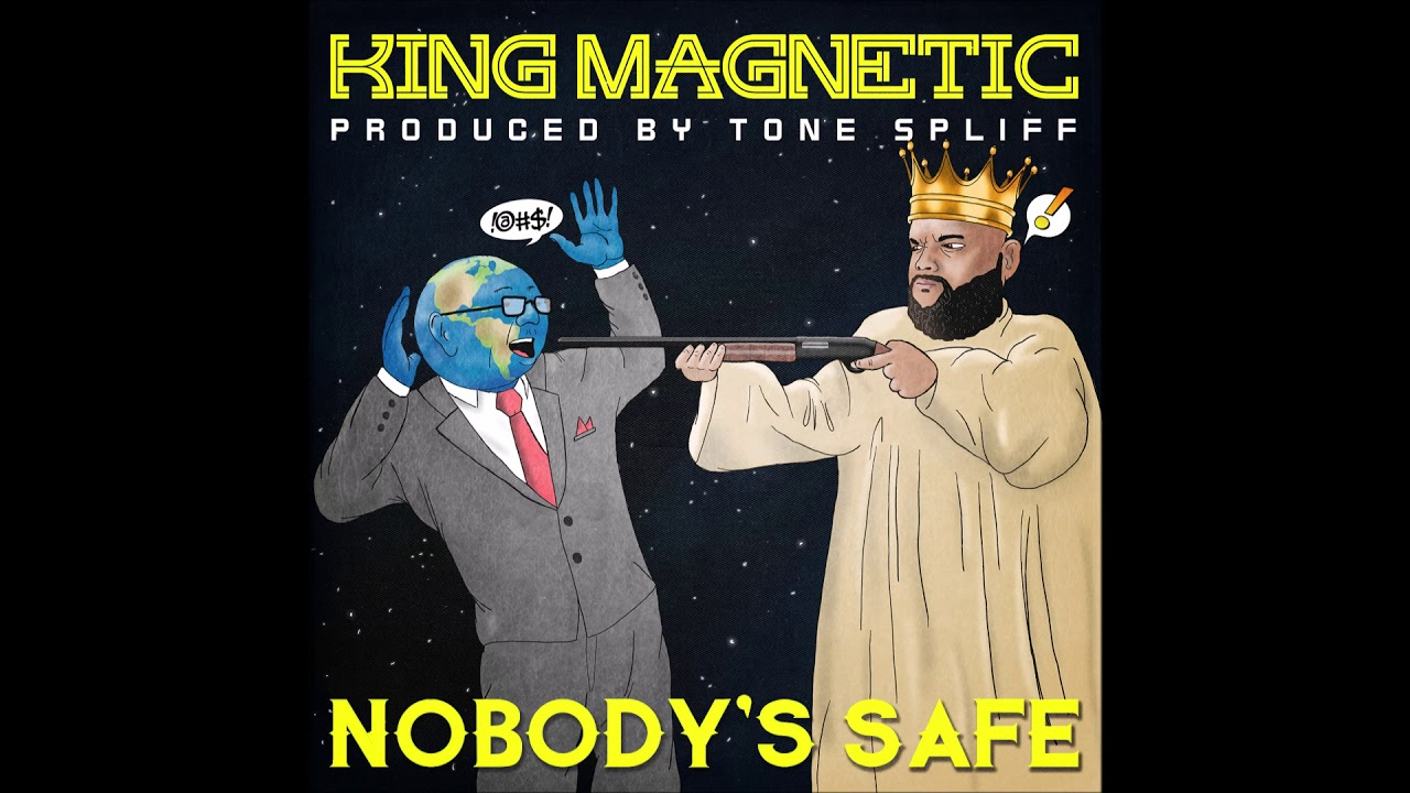 """King Magnetic & Tone Spliff - """"The Reload"""" OFFICIAL VERSION"""