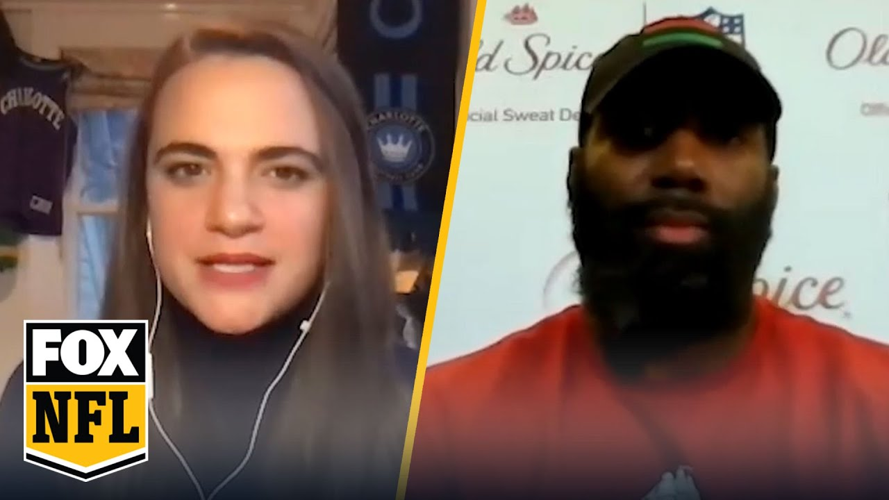 Malcolm Jenkins & Charlotte Wilder on his documentary, social activism in the NFL   FOX NFL