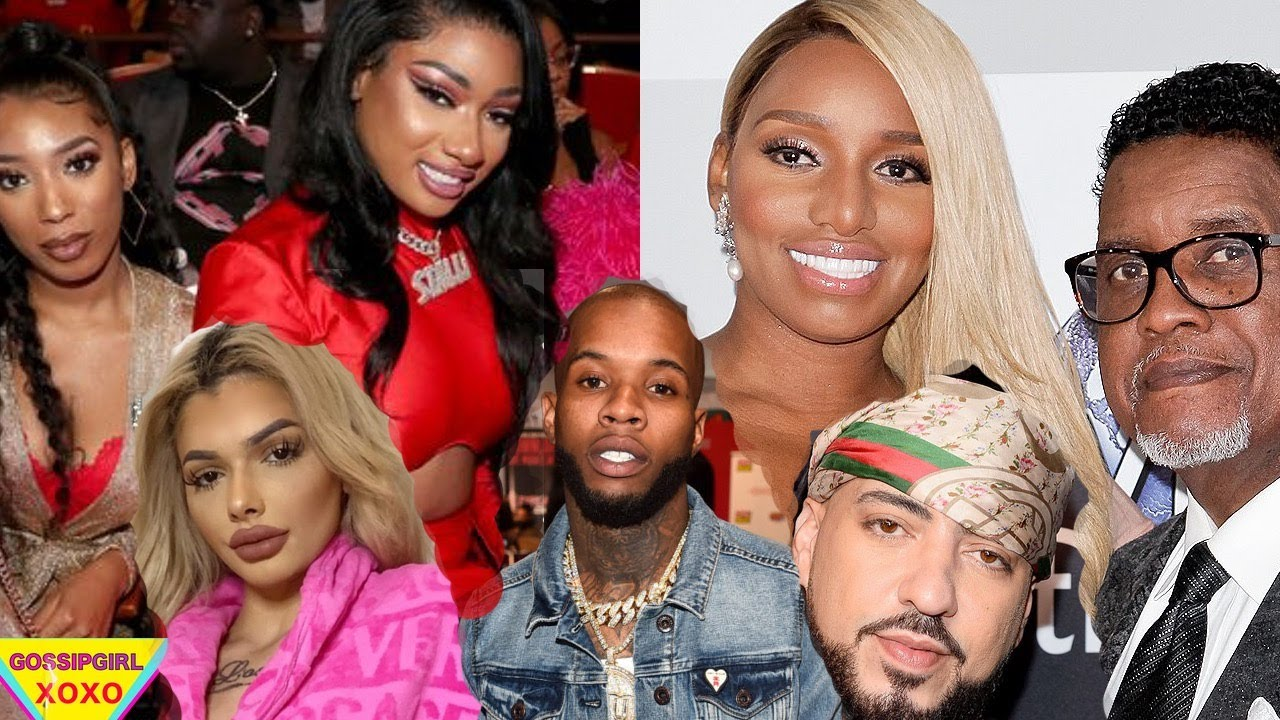 Megan Thee Stallion friend Kelsey gets EXPOSED, Nene Leakes cheated on Greg with French Montana