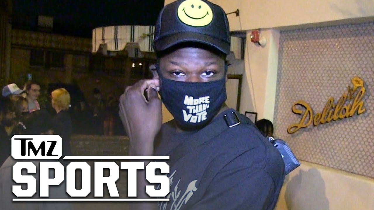 NBA's Mo Bamba Supports Proposition Allowing 17-Year-Olds to Vote, Be Informed! | TMZ