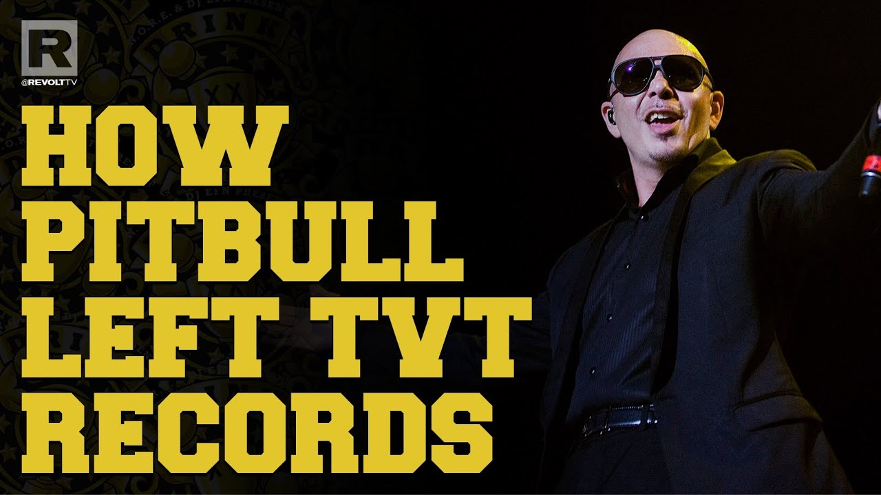 """Pitbull On How Irv Gotti Became The """"Holy Grail"""" Of His Career"""