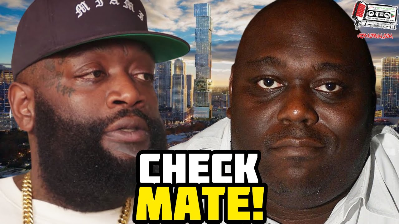RIP Rick Ross Image Faizon Love Just Ended Rick Ross's Career With This Video!
