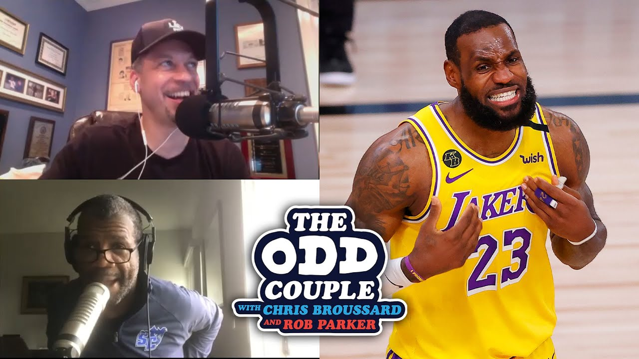 Rob Parker - LeBron Sounds Ridiculous Saying This is One of the Biggest Games of His Career