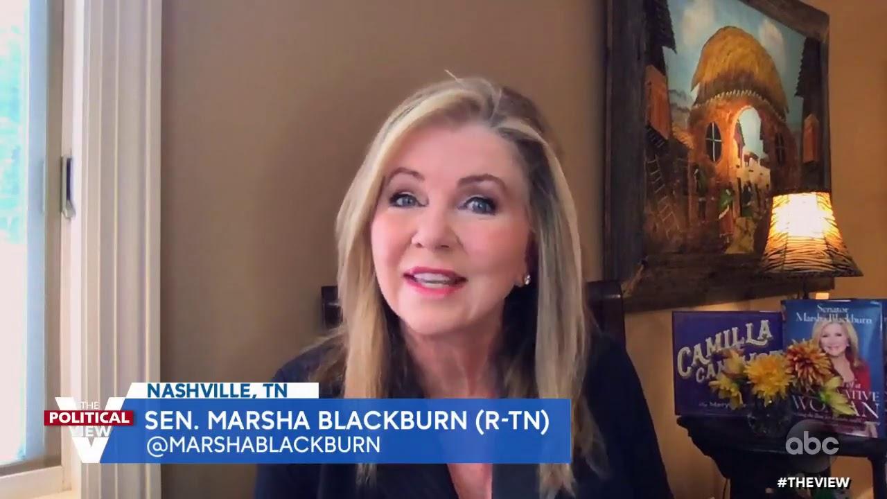 Sen. Marsha Blackburn Says She Wants to See Trump-Biden Debate | The View
