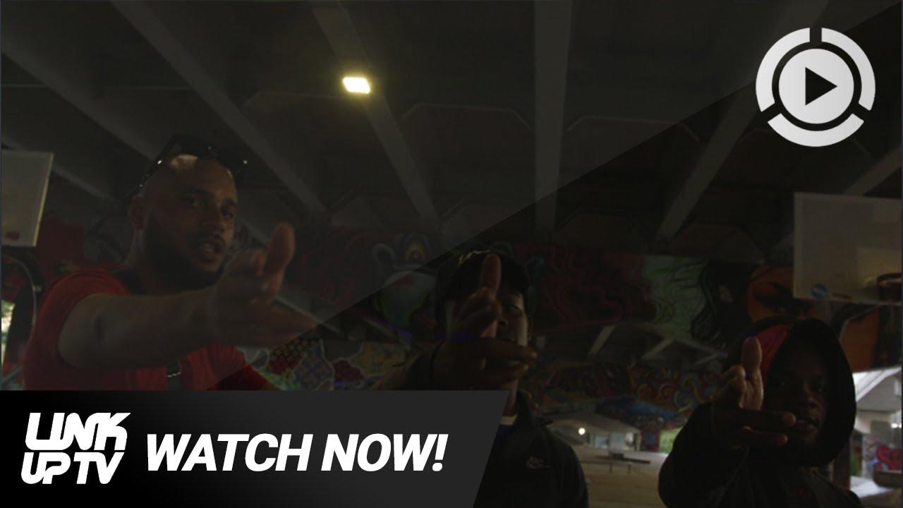 Sicko -  4 Door Ft Young Trips [Music Video] | Link Up TV