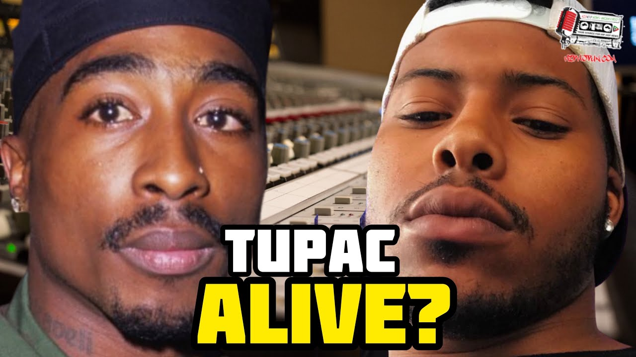 "Suge Knight Jr Explains Why He Said ""Tupac Shakur Is Alive"""