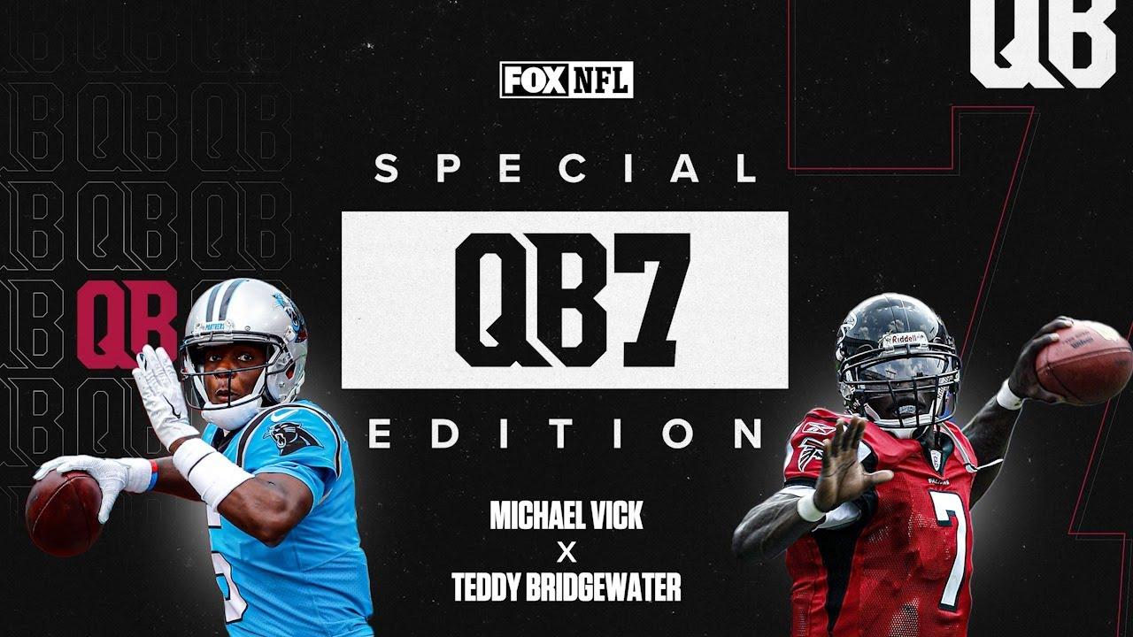 Teddy Bridgewater x Michael Vick   QB7