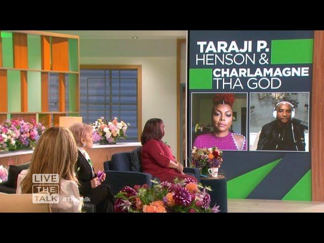 The Talk - Charlamagne Tha God on Anxiety, Parental Paranoia and Breonna Taylor