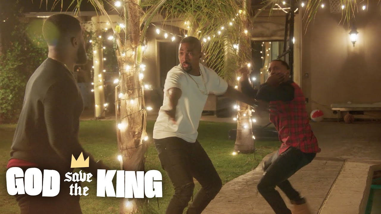 Thy Comedy Come   God Save the King (Ep 8)