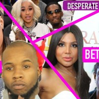 Tory Lanez scared, No Show at Court - Tamar Braxton shades Toni Braxton to protect David, Cardi B
