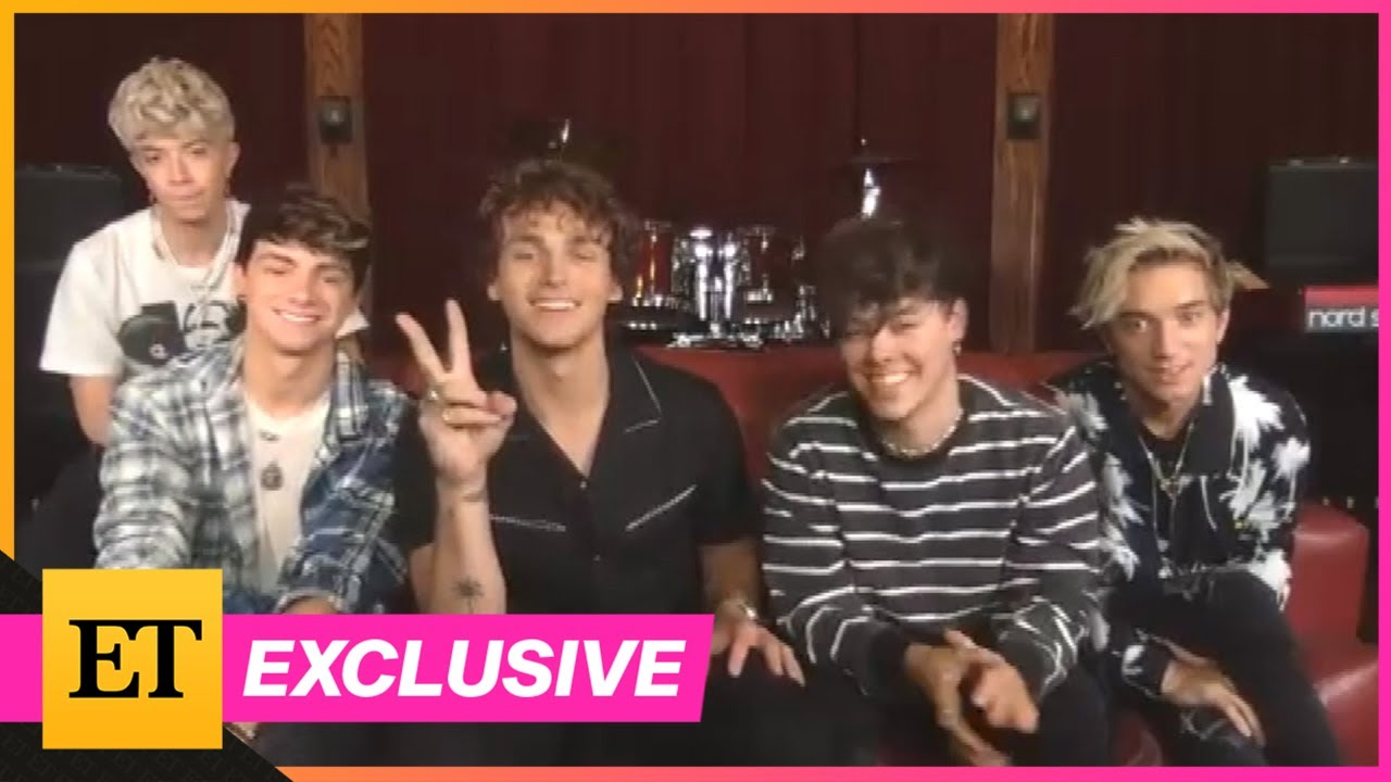 Why Don't We on Fame, DATING and New Era (Exclusive)