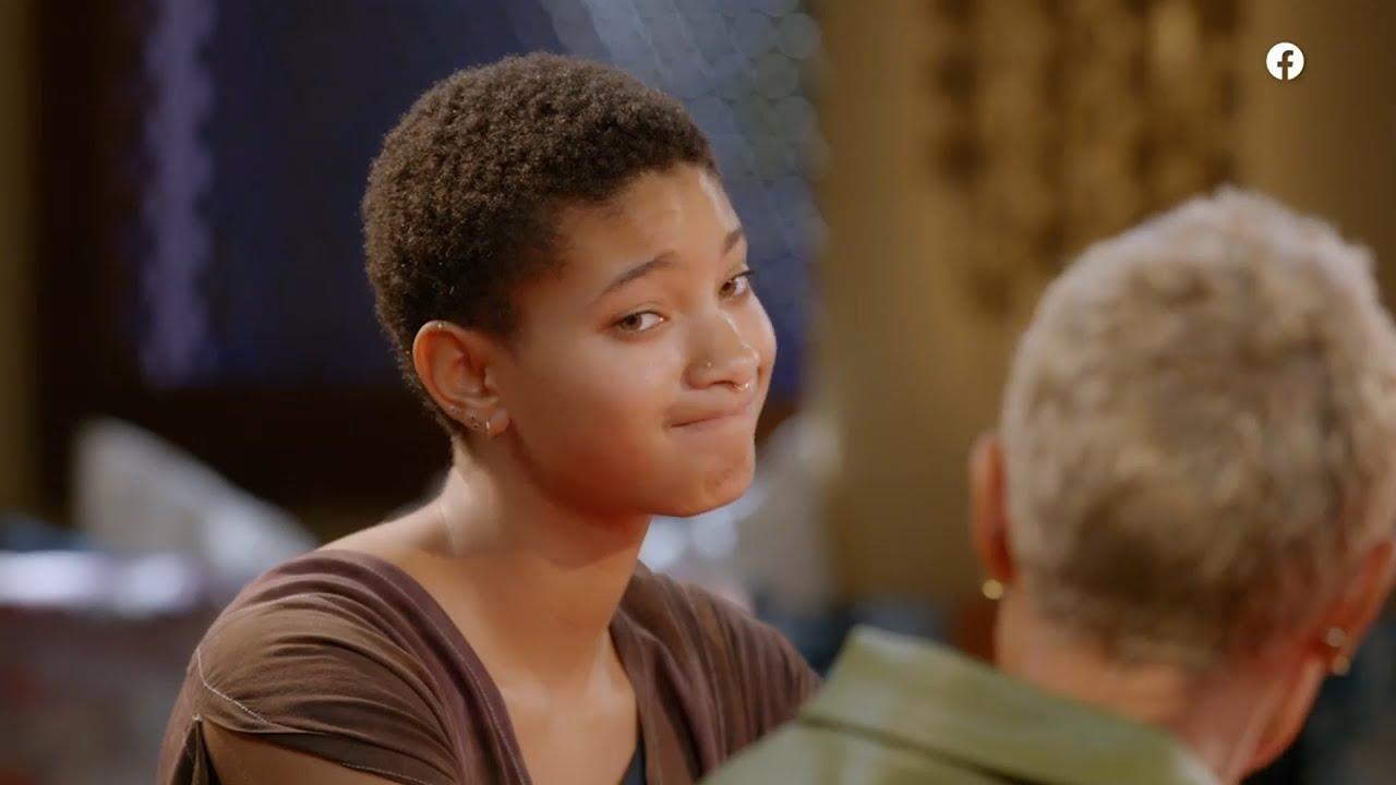 "Willow Smith Is ""Proud"" Of The Way Mom Jada Handled Her August Alsina Entanglement"