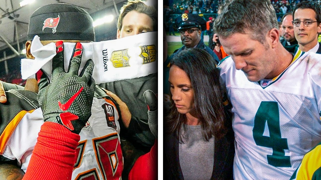 10 Most INSPIRATIONAL Victories In NFL History (Moments That Made EVERYONE Cry)