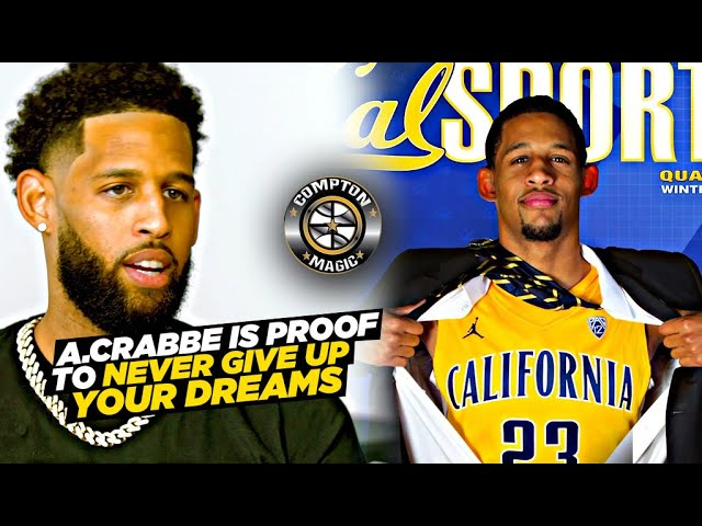 """""""1st Time I Dropped 40 Was In The NBA"""" Allen Crabbe Opens Up About His Unexpected Journey To The NBA"""