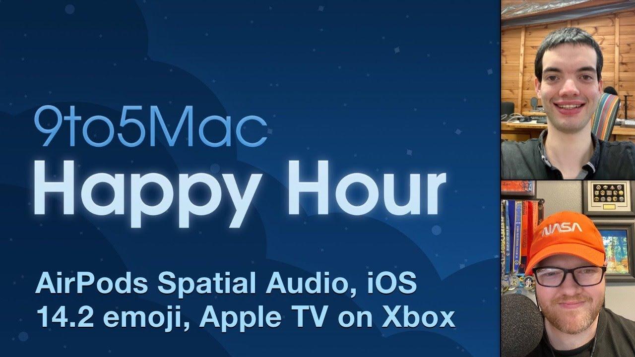 AirPods Spatial Audio, iOS 14.2 emoji, Apple TV on Xbox