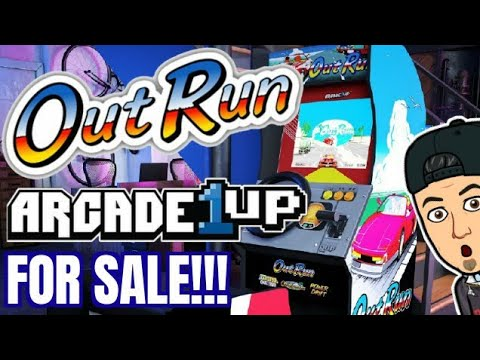 Arcade1up Outrun Preorders Out Now! Modding Potential?