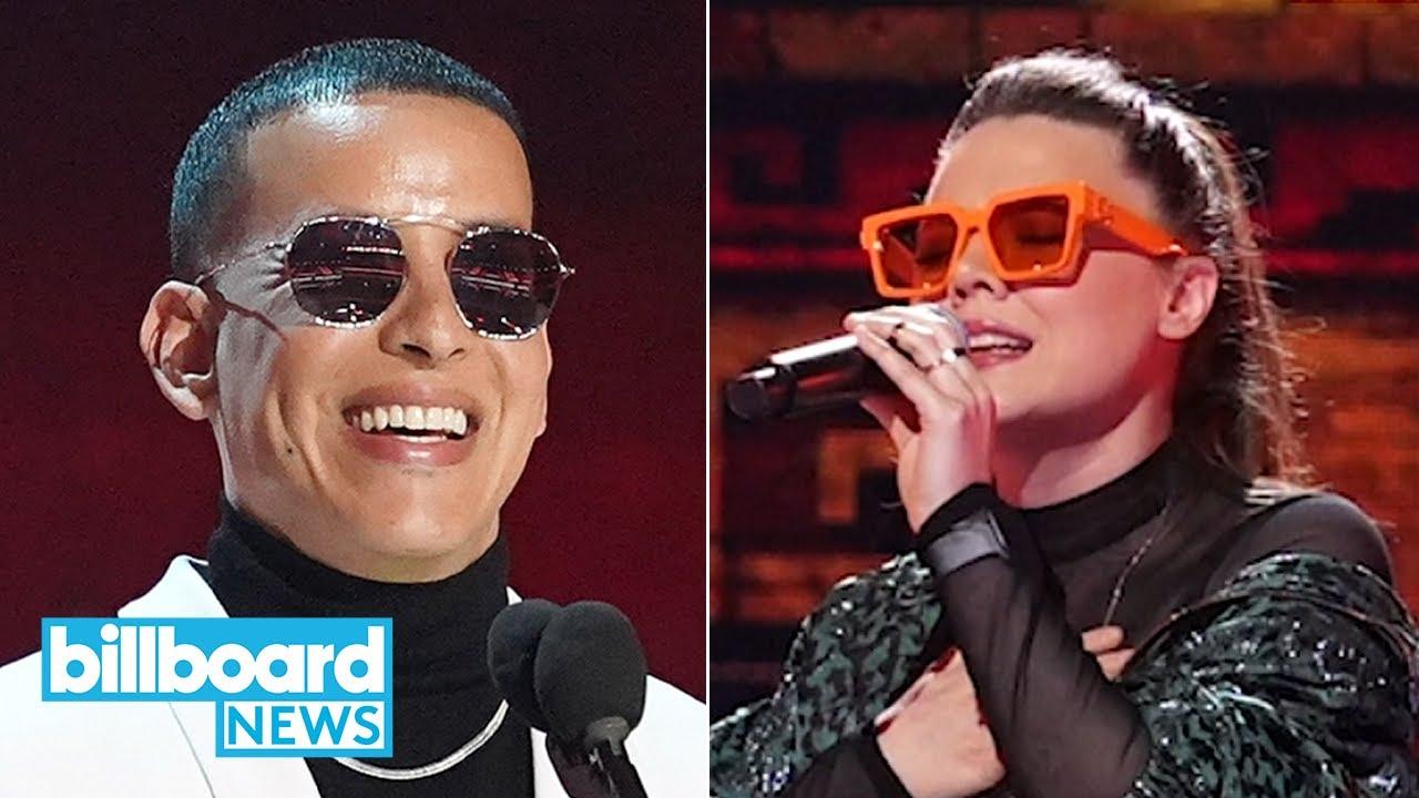 Billboard Latin Music Awards Best Moments: Maluma, Daddy Yankee, Luis Fonsi & More | Billboard News